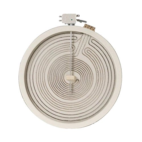 Edgewater Parts WB30T10126 12' Triple Haliant Element is compatible with GE Ranges and Cooktops, Replaces 1474212, AP4344521