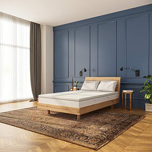 Alex. Mattress 80 x 190 cm | Quality without Compromise | 100 Nights of Test | 10 Year Warranty | Memory Foam Mattress for Single Bed | 18 cm Thickness