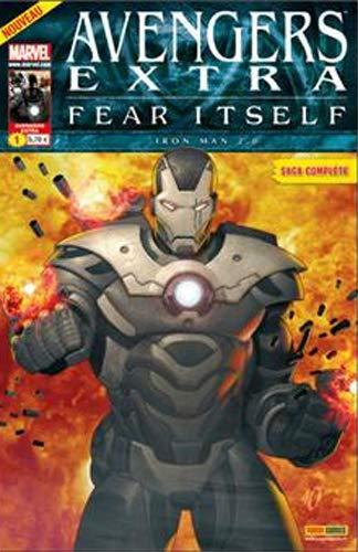 Avengers extra 01 iron man 2.0