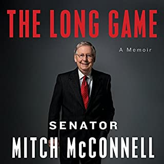 The Long Game audiobook cover art
