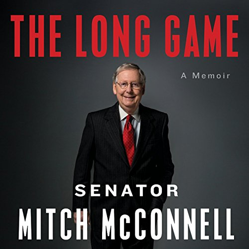 The Long Game Audiobook By Mitch McConnell cover art