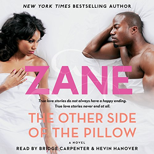 Zane's The Other Side of the Pillow audiobook cover art