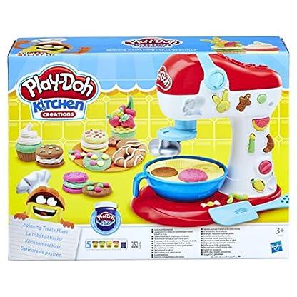 Hasbro Play-Doh E0102EU4 - Küchenmaschine Knete, für fantasievolles und kreatives Spielen 6