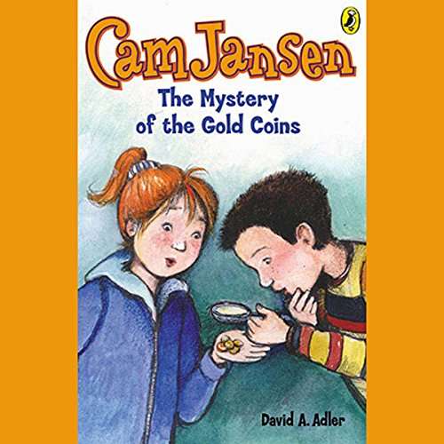 The Mystery of the Gold Coins audiobook cover art