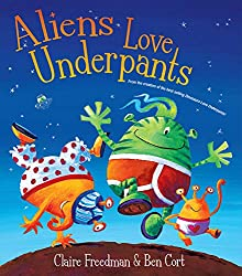 Aliens Love Underpants Deluxe Edition