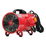 F5 Portable Explosion Proof Exhaust Fan