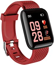 HelloPet 116plus Sports Fitness Smart Watch Waterproof Activity Blood Pressure Heart Rate Call Message Reminder Android Pedometer Smart Watch