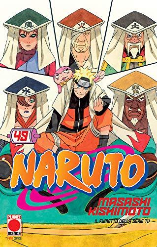 Naruto (Vol. 49)