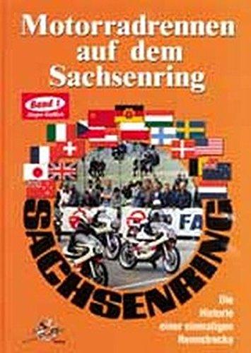 Motorradrennen auf dem Sachsenring