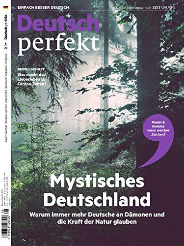 Deutsch Perfekt - Deutsch lernen 8/2020