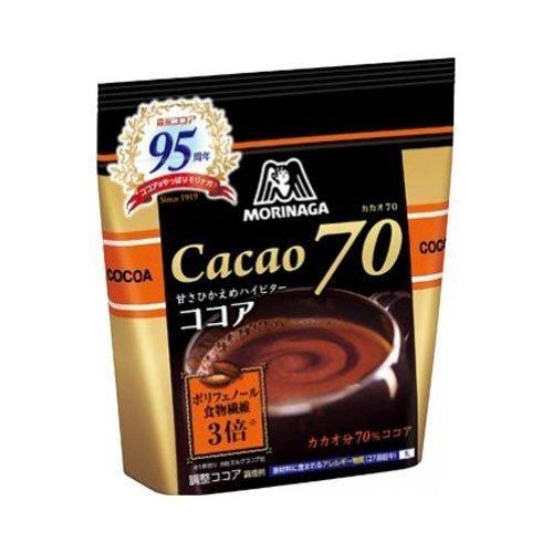 森永製菓『森永ココア カカオ70』