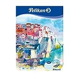 Pelikan 236812 Aquarell-Malblock A4, 20 Blatt, 1 Stück
