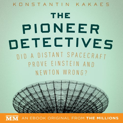 The Pioneer Detectives audiobook cover art