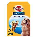 Pedigree Dentastix Snack Dental para la Higiene Oral de Perros Grandes (4...