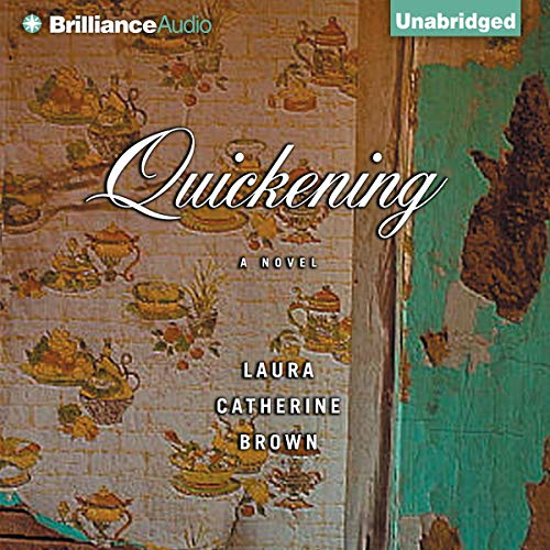 Quickening audiobook cover art