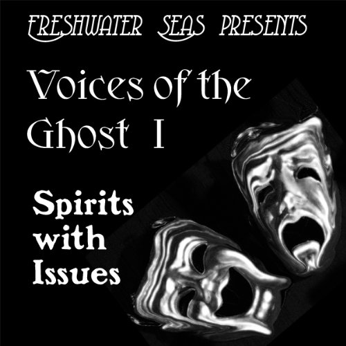 Voices of the Ghost I audiobook cover art