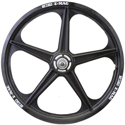 ACS Mag 5-Spoke Rear Wheel, Black
