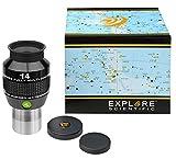 Explore Scientific 82° AR - Ocular con Revestimiento Multicapa (Impermeable, con Gas Protector)