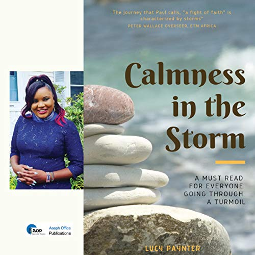 Calmness in the Storm audiobook cover art