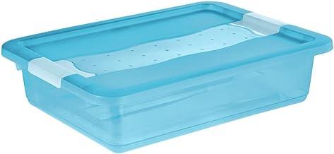Bleu 35,6x26,6x21,8 cm CURVER 226735 Bac Infinity 17L Plastique