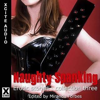 Naughty Spanking audiobook cover art