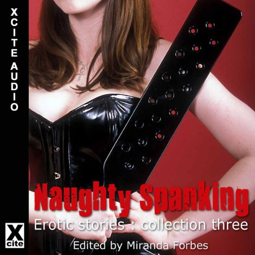 Naughty Spanking audiobook cover art