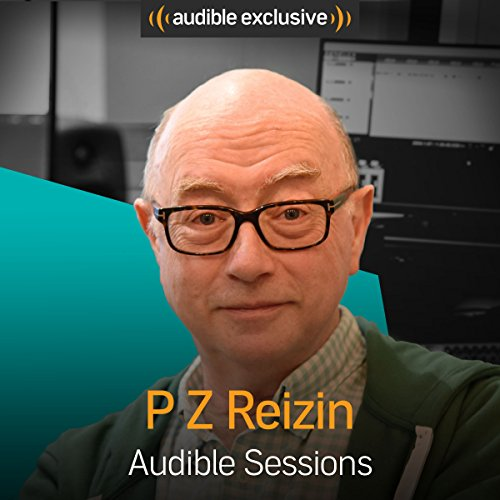 P Z Reizin audiobook cover art