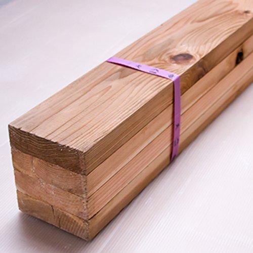 川島材木店 国産杉 間柱 10.5x3x300cm 板材