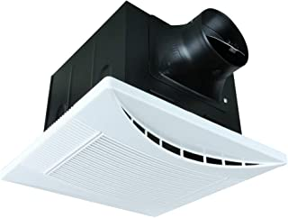 Akicon 70 CFM 0.5 Sone Ceiling Mounted Energy Star Rated and HVI Certified Bathroom Exhaust Fans Ultra Quiet Ventilation Fans Crescent70