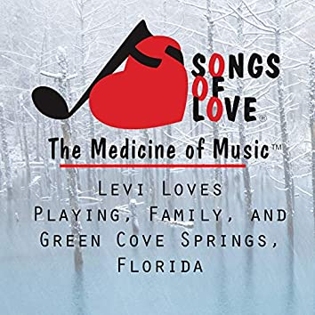 Levi Loves Playing, Family, and Green Cove Springs, Florida