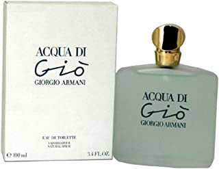 Giorgio Armani Aqua Di Gio EDT for Women 3.4 oz, 100 ml