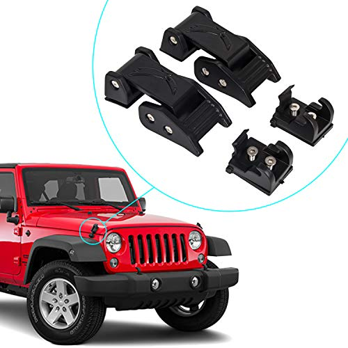 Best jku hood latch