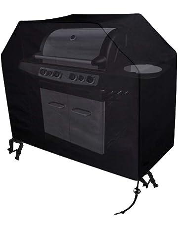 Vvciic Copertura Barbecue Impermeabile Grande Protezione della Copertura per Il Gas del Carbone di Legna Barbeque Grill Elettrico 170 * 61 * 117 Centimetri