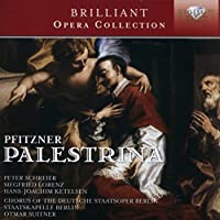 Pfitzner: Palestrina by Peter Schreier