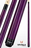 Viking Valhalla 2 Piece Pool Cue Stick VA107 (20oz, Purple)