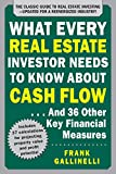 cover image of book on real estate investing for cash flow