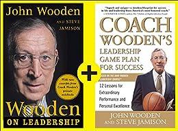Wooden's Complete Guide to Leadership (EBOOK BUNDLE) by [Steve Jamison, John Wooden]