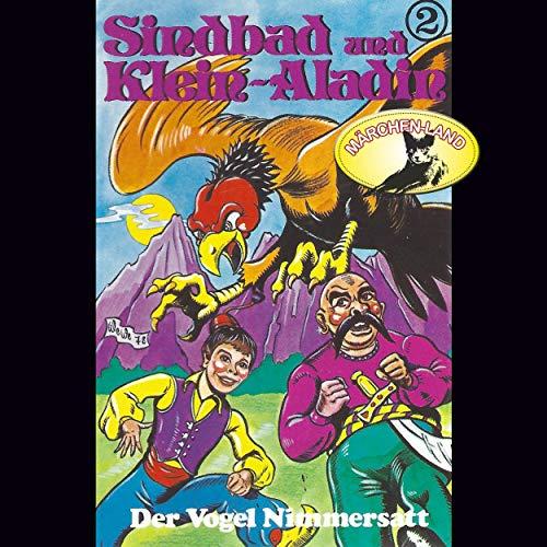Der Vogel Nimmersatt cover art