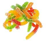 Kervan Sour Gummy Worms 5-Pound Bag