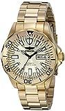 Invicta Men's 7047 Signature Collection Pro Diver Gold-Tone Automatic Watch