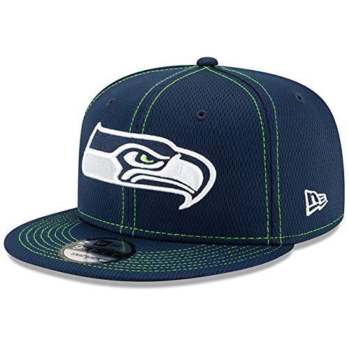 New Era 9Fifty Seattle Seahawks Cap blau S/M