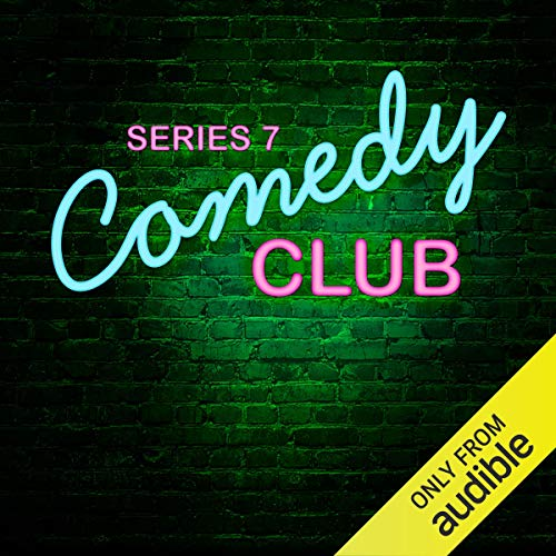 Comedy Club (Series 7) cover art