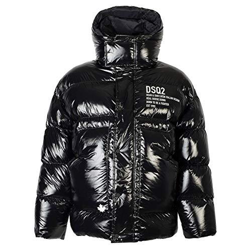 DSQUARED2 S71AN0097 S52326 900 Herren Jacket schwarz