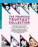 François Truffaut Collection - 8-Disc Box Set ( Tirez sur le pianiste / Jules et Jim / La peau douce / Les deux Anglaises et le continent / [ Origen UK, Ningun Idioma Espanol ] (Blu-Ray)