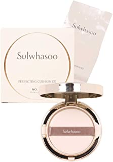 Sulwhasoo NEW 2017 Perfecting Cushion EX No.25 Sand (Pink)