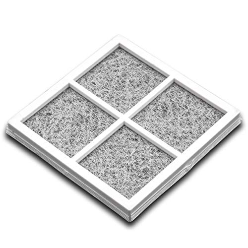 vhbw 1x Filter passend für LG GMM916NSHV, GMM916NSHZ, GS9166AEJZ, GS9366NECZ, GS9366NEDZ, GS9366NEQZ Kühlschrank - Aktivkohlefilter