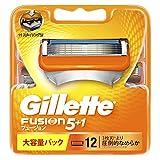 ジレット フュージョン5+1 替刃 12個