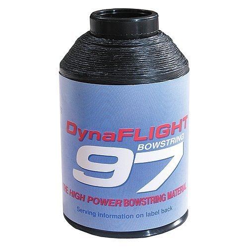 BCY dynaflight Perizoma 1/4Lb Spool–Black by BCY