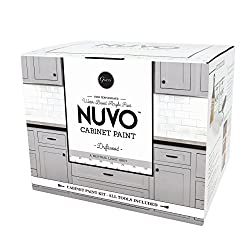 commercial Nuvo Driftwood Cabinet Upgrade Kit 1 Day countertop paint kit