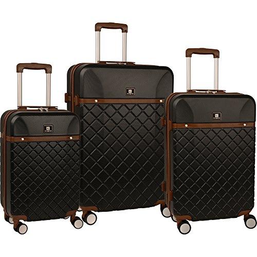 Maleta Greenwich tres piezas Hardside equipaje Set